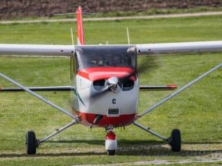 HB-TDC - Cessna Skyhawk