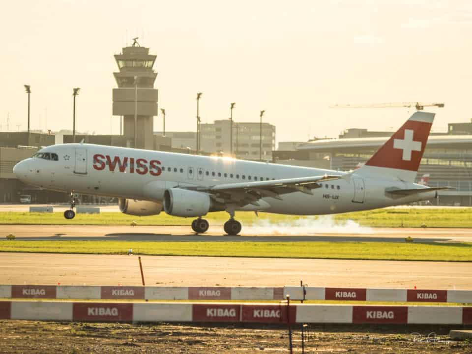 28.08.2016 - Zurich (LSZH)